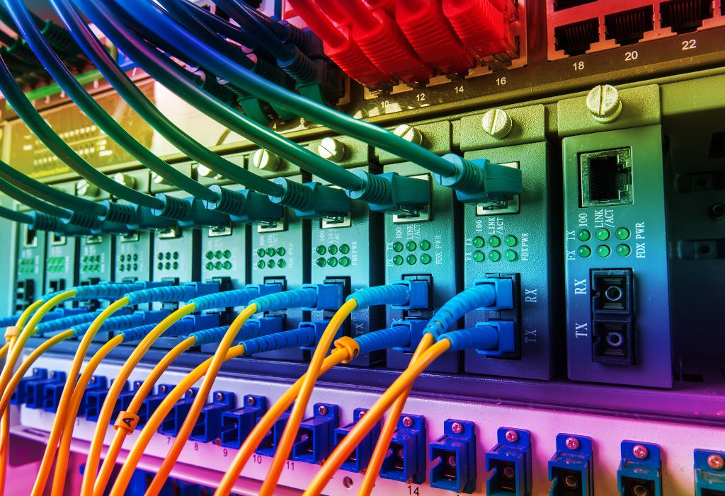 L'infrastruttura di Primolivello Internet Service Provider
