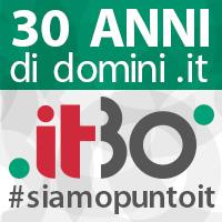 30 anni di domini .it con Primolivello Internet Service Provider